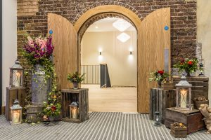 have a great entrance to your event